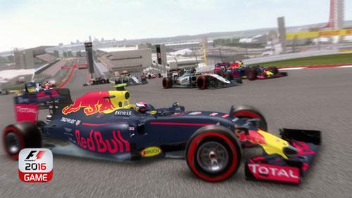 عرض كبير يشمل أحد أفضل ألعاب سباق السيارات F1 2016 للأيفون والآيباد