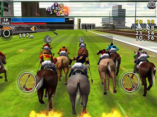 لعبة iHorse GO لمحبي سباق الخيول