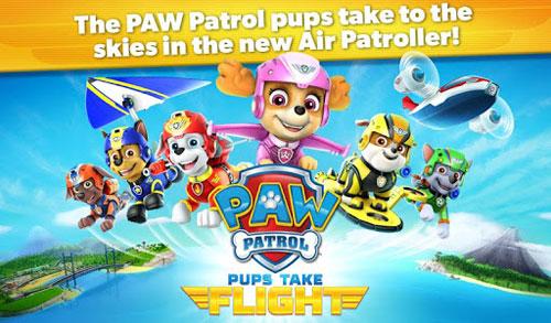 لعبة PAW Patrol لمحبي الألعاب الرسومية