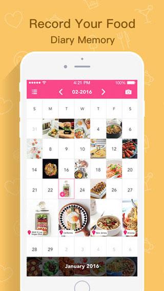تطبيق My Food Diary 365 مذكرتك الذكية لحفظ أفضل الأطعمة
