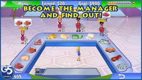 لعبة Supermarket Management 2 لإدارة سوبرماركت