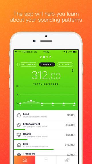 تطبيق Blinq لمتابعة مصاريفك اليومية