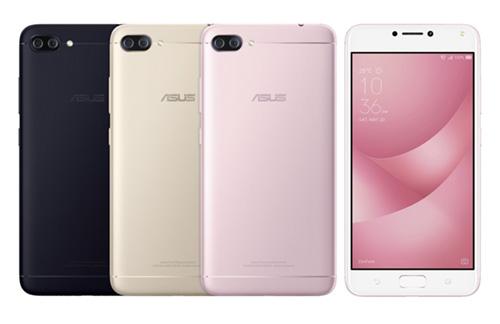 أسوس تكشف عن هاتف ZenFone 4 Max ببطارية صخمة و كاميرا مزدوجة