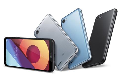 الإعلان عن سلسلة هواتف LG Q6 - المواصفات الكاملة !