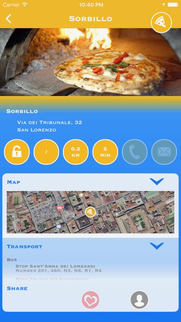 تطبيق Naples Tour Lite أفضل مرشد سياحي لمدينة نابولي الإيطالية
