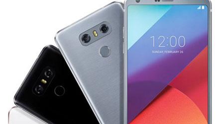 هاتف LG G6 Plus بسعة 128 جيجابايت متوفر الآن للشراء !