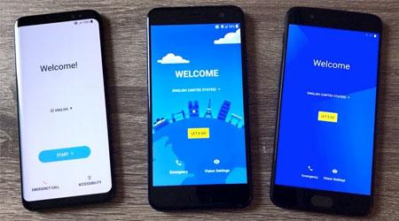 Photo of فيديو – اختبار السرعة بين OnePlus 5 جالكسي S8 و HTC U11 – أيهم أفضل ؟