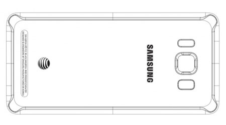 صورة هاتف جالكسي S8 Active يحصل على شهادة FCC  للتسويق