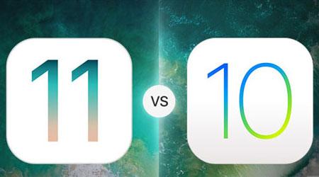 الطريقة الصحيحة للرجوع من iOS 11 beta إلى iOS 10.3.2