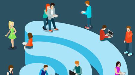 Photo of نصائح مهمة – كيف تحمي نفسك أثناء استخدام شبكة واي فاي عامة ؟