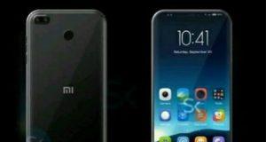 تصميم تخيلي لهاتف Xiaomi X1 - بمواصفات تقنية عالية