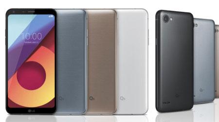 صورة الإعلان عن سلسلة هواتف LG Q6 – المواصفات الكاملة !