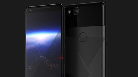 صورة: هل هذا هو هاتف جوجل Pixel 2 ؟ تصميم مبتكر ومزايا تقنية عالية