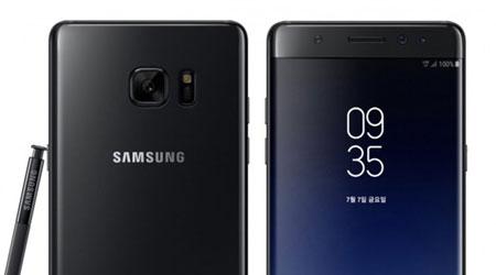 من جديد ، سامسونج تكشف رسمياً عن هاتف جالكسي نوت 7 FE !