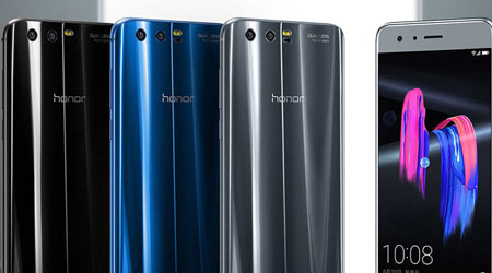 Photo of هواوي تعلن عن نسخة Honor 9 Premium مع رام 6 جيغا