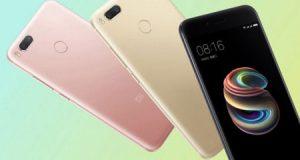 الإعلان رسمياً عن هاتف Xiaomi Mi 5X بكاميرا خلفية مزدوجة !