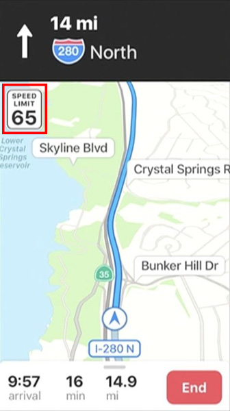 نظام iOS 11 - ما الجديد في تطبيق الخرائط ؟