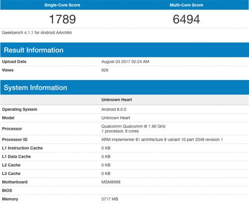 هاتف Nokia 8 قد يكون أول هاتف بنظام الأندرويد O الجديد