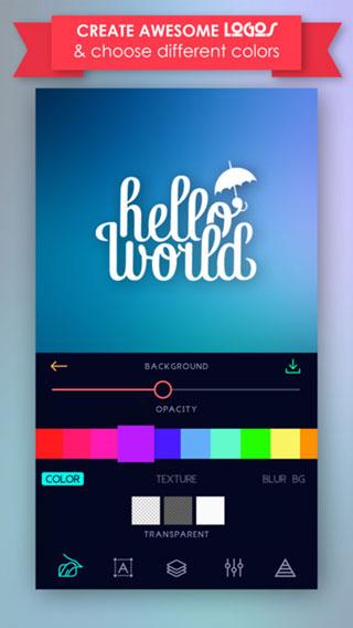 تحديث كبير - تطبيق Logo Maker يحصل على مزايا جديدة لتصميم الشعارات وغيرها