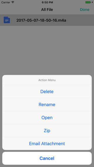تطبيق One Touch To Recorder HD لتسجيل المكالمات