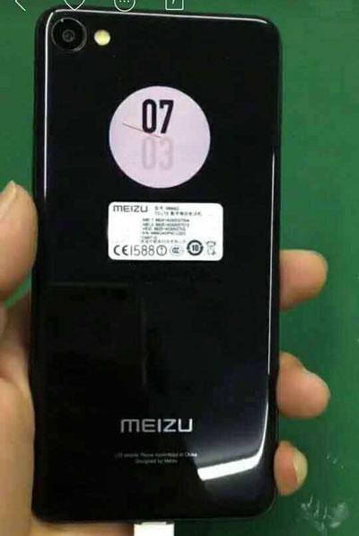 الشاشات الصغيرة الخلفية تستهوي شركة Meizu - تسريب جديد !