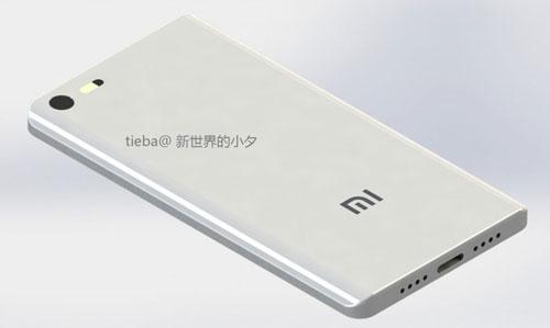 تسريب صور ومواصفات Xiaomi Mi 6c بمعالج Surge S2