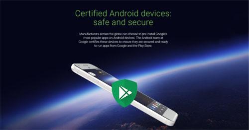 ما هي هواتف الأندرويد الموثوق بها كما تريد جوجل ؟