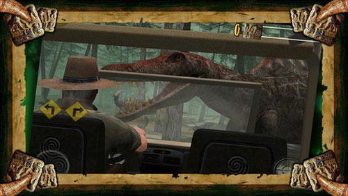 لعبة Dinosaur Safari Pro رحلة في عالم الديناصورات