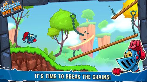 لعبة Chain Breaker لمحبي الألغاز المميزة