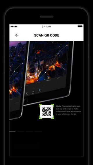 تطبيق Fast QR - لقراءة الرموز السريعة بمزايا احترافية