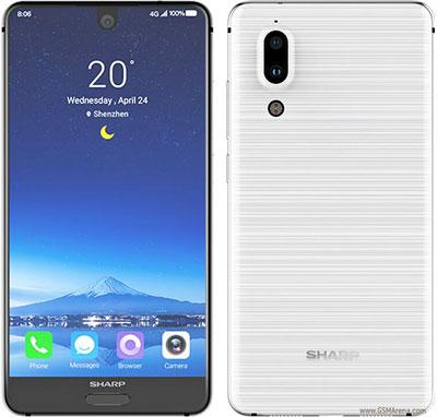 شركة Sharp تكشف رسميا عن هاتفها Aquos S2 ذو الشاشة الكبيرة !