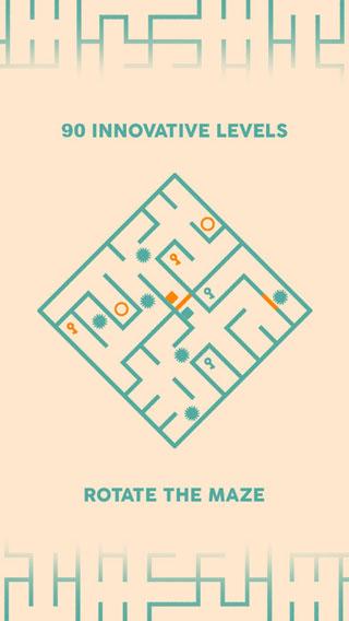 لعبة Minimal Maze الكثير من الألغاز في انتظارك