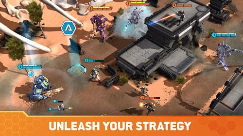 لعبة Titanfall: Assault لمحبي الألعاب الاستراتيجية المستقبلية