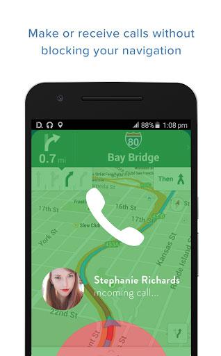 تطبيق Drivemode لتفعيل وضع القيادة على هاتفك الأندرويد