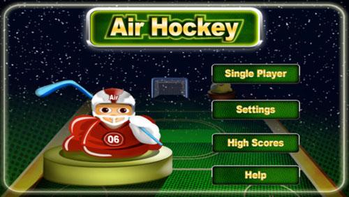 لعبة Pocket Air Hockey 2D خفيفة ومميزة
