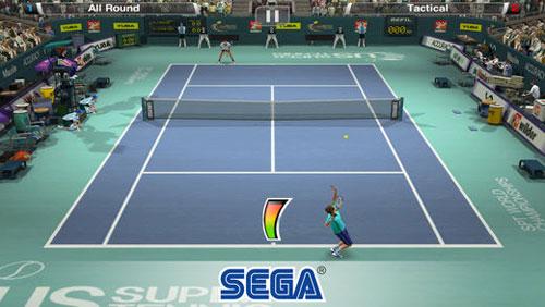 لعبة Virtua Tennis Challenge لمحبي التنس