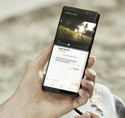 هاتف جالكسي نوت 8 - المواصفات ، المميزات ، السعر ، و كل ما تود معرفته !
