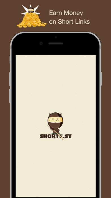 تطبيق Shorte.st - لربح الأموال من اختصار الروابط و مشاركتها !