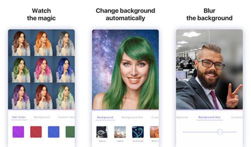 تطبيق Teleport للتلاعب بالصور