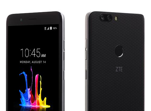الإعلان عن هاتف ZTE Blade Z Max بشاشة كبيرة و كاميرا مزدوجة !