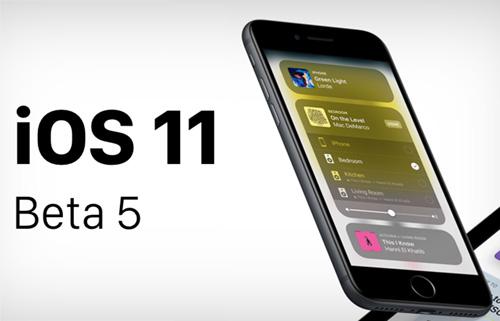 نظام iOS 11 - إطلاق النسخة التجريبية الخامسة ، ما الجديد ؟