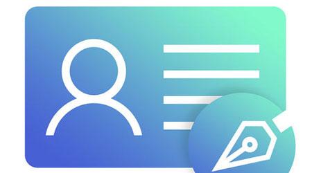 تطبيق Business Card Maker لإنشاء بطاقة الأعمال الخاصة بك !