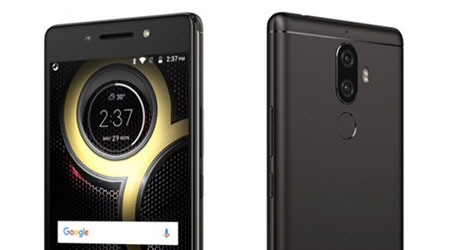 صورة لينوفو تكشف عن هاتف Lenovo K8 Note بكاميرا مزدوجة !