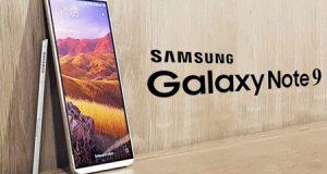سامسونج - هاتف جالكسي نوت 9 ببصمة مدمجة في الشاشة !