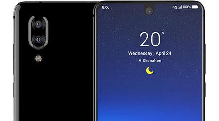 صورة شركة Sharp تكشف رسميا عن هاتفها Aquos S2 ذو الشاشة الكبيرة !