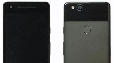 تسريب صورة Pixel 2 - شاشة مع حواف كبير وكاميرا بعدسة كبيرة !