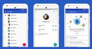 الآن يمكنك تثبيت تطبيق Google Contacts لإدارة جهات الاتصال على أي جهاز أندرويد !