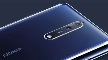 Photo of كاميرا هاتف Nokia 8 الجديد تحت الاختبار – شاهد الصور !