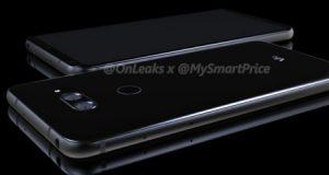 تسريب صور هاتف LG V30 النهائية - لن يحمل شاشة منزلقة !