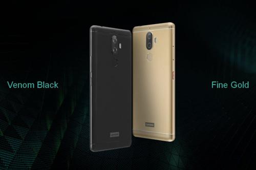 لينوفو تكشف عن هاتف Lenovo K8 Note بكاميرا مزدوجة !